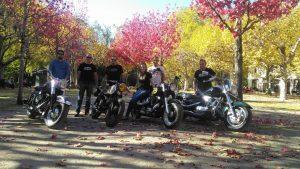 Grupo V Riders Bairrada - Magusto Solidário