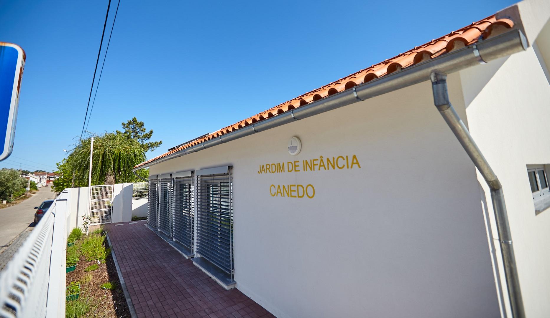 Jardim de Infância do Canedo reabre no Dia da Criança | Bairrada ...